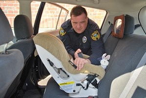 Car seat installation essential to protect in car crashes