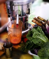 Juice: healthy food choices