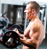 biceps curls poor form