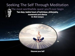 Dr Nick Campos Meditation Course