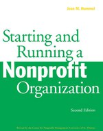 running a non profit