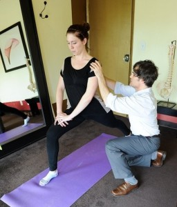 Knee strengthening
