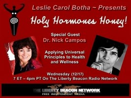 Holy Hormones Honey! Interview with @DrNickCampos - Applying Universal Principles to Wellness