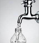bottled tap