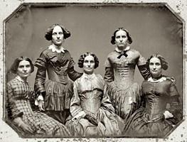 VictorianLadies circa1855